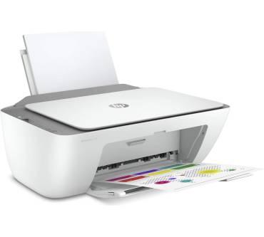 Instant Ink, Drucker, Scanner, Kopierer, WLAN, Airprint HP DeskJet 2720 Multifunktionsdrucker mit 6 Probemonaten Instant Ink inklusive