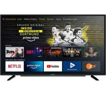 43 VLE 6010 Fire TV Edition Produktbild
