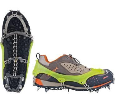 Details about  /Paar 12 Zacker Steigeisen Wanderschuhe-Kletterhilfe rutschfest Schuhe Cover