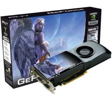 GeForce 9800GTX+ (512 MB) Produktbild