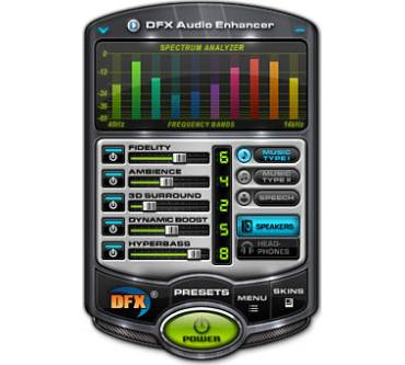 DFX Audio Enhancer 9 Produktbild