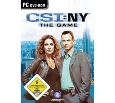 CSI: New York - The Game (für PC) Produktbild