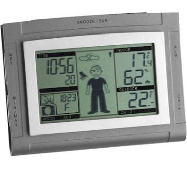 Funkwetterstation Weather Boy XS Produktbild