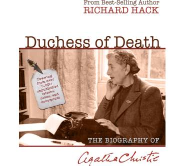 Duchess of Death. The biography of Agatha Christie Produktbild