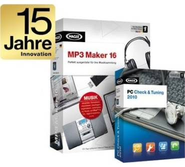 MP3 Maker 16 Produktbild
