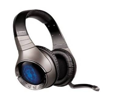 Sound Blaster World of Warcraft Wireless Headset Produktbild