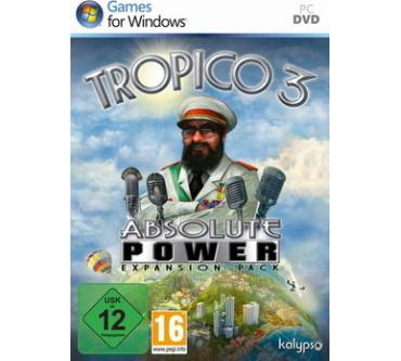Tropico 3: Absolute Power (für PC) Produktbild