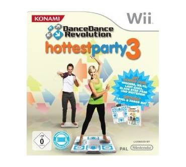 Dance Dance Revolution - Hottest Party 3 (für Wii) Produktbild
