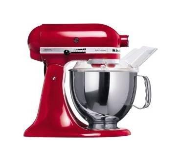 KitchenAid Küchenmaschine Artisan 5KSM150 Test | Testberichte.de