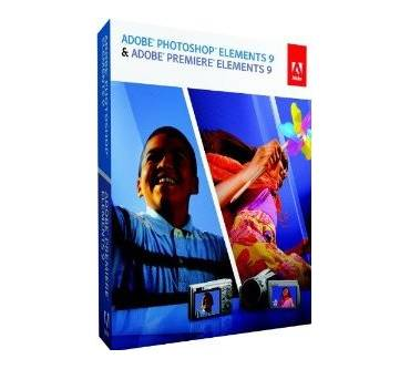 Photoshop Elements & Premiere Elements 9 Bundle Produktbild