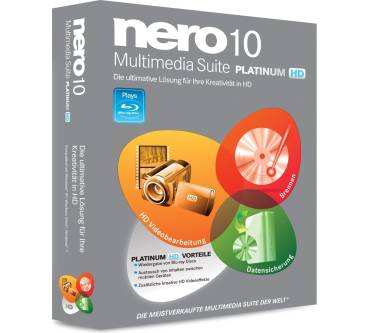 Multimedia Suite 10.5 Platinum HD Produktbild