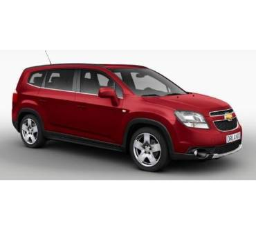 Chevrolet Orlando 11 Im Test Testberichte Note