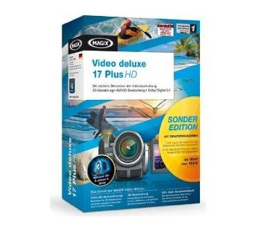 Video Deluxe 17 Plus HD Sonderedition Produktbild