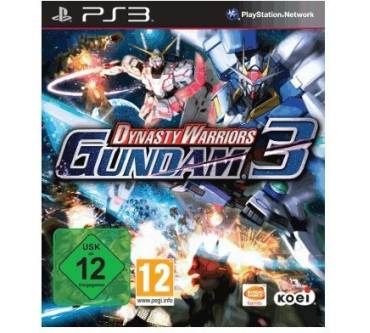 Dynasty Warriors Gundam 3 Produktbild