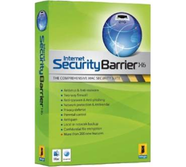 Internet Security Barrier X6 Produktbild