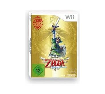 The Legend of Zelda: Skyward Sword (für Wii) Produktbild