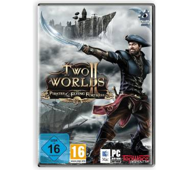 Two Worlds 2 - Pirates of the Flying Fortress (für PC / Mac) Produktbild