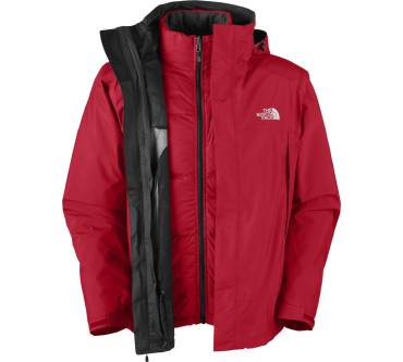 Light The Triclimate Test Mountain Face Jacket North QrxtoshdCB