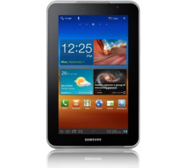 Galaxy Tab 7.0N Plus Produktbild