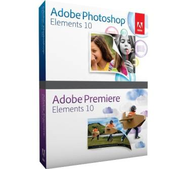Photoshop Elements & Premiere Elements 10 Bundle Produktbild