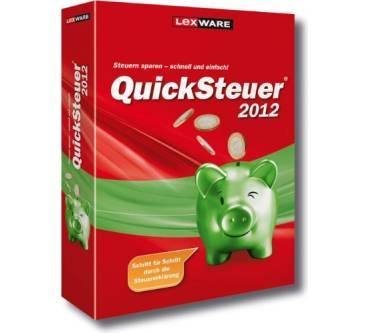 lexware steuer 2012