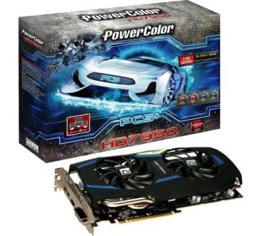 PowerColor Radeon HD7950 PCS+ Produktbild