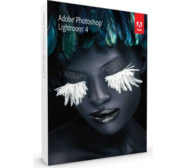 Photoshop Lightroom 4 Produktbild