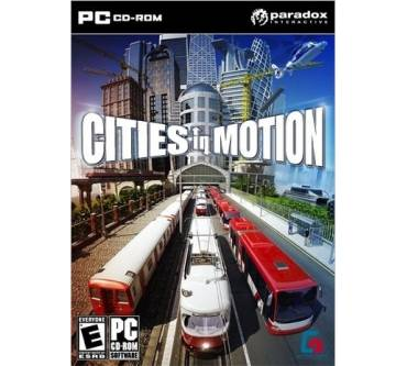Cities In Motion (für PC) Produktbild