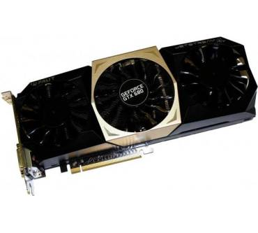 Palit GeForce Jetstream GTX 680 4GB Test   Testberichte de