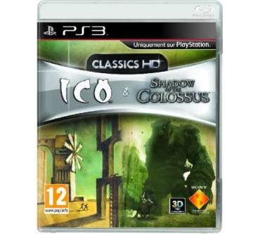 Ico & Shadow of the Colossus (für PS3) Produktbild