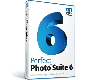 Perfect Photo Suite 6 Produktbild