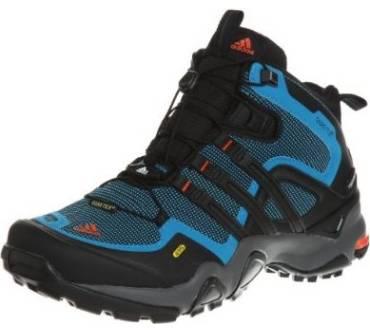 Wanderschuh Adidas Terrex Free Hiker im Test | Bergzeit Magazin