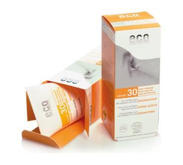eco cosmetics sonnencreme lsf 30 test