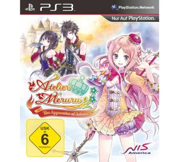 Atelier Meruru: The Apprentice of Arland (für PS3) Produktbild