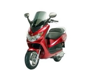 meinungen zu peugeot scooters elystar 50 advantage (3,4 kw