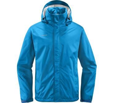 Vaude Herren Escape Light Jacket Regenjacke Outdoorjacke Wanderjacke radiate blu