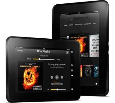 Kindle Fire HD Produktbild