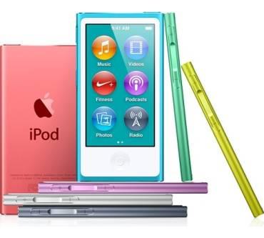 Apple Ipod Nano 7g 16 Gb Im Test Testberichtede Note