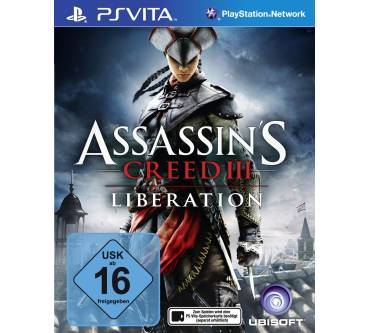 Assassin's Creed 3: Liberation (für PS Vita) Produktbild