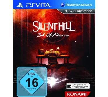Silent Hill: Book of Memories (für PS Vita) Produktbild
