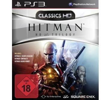 Hitman HD Trilogy Produktbild