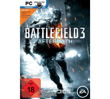 Battlefield 3: Aftermath Produktbild