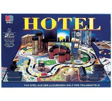 Das Spiel Hotel