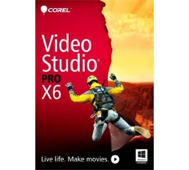 Video Studio Pro X6 Produktbild