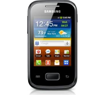 Galaxy Pocket Plus Produktbild