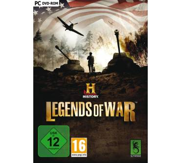 Legends of War Produktbild