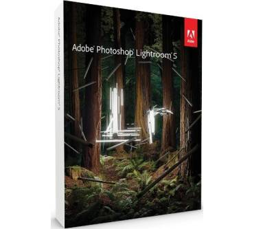 Photoshop Lightroom 5 Produktbild