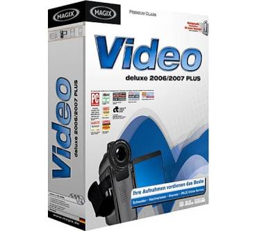 Video Deluxe 2006/2007 plus Produktbild