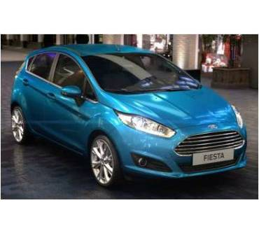 Ford Fiesta 12 Im Test Testberichtede Note