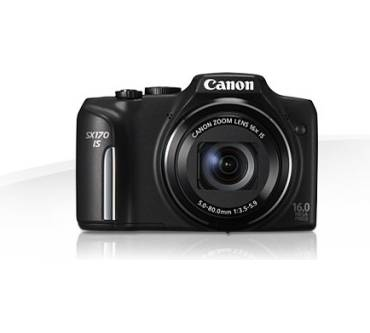 PowerShot SX170 IS Produktbild